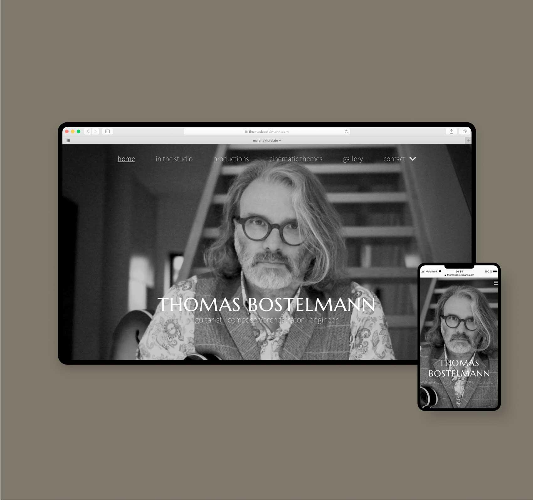 Thomas Bostelmann.com