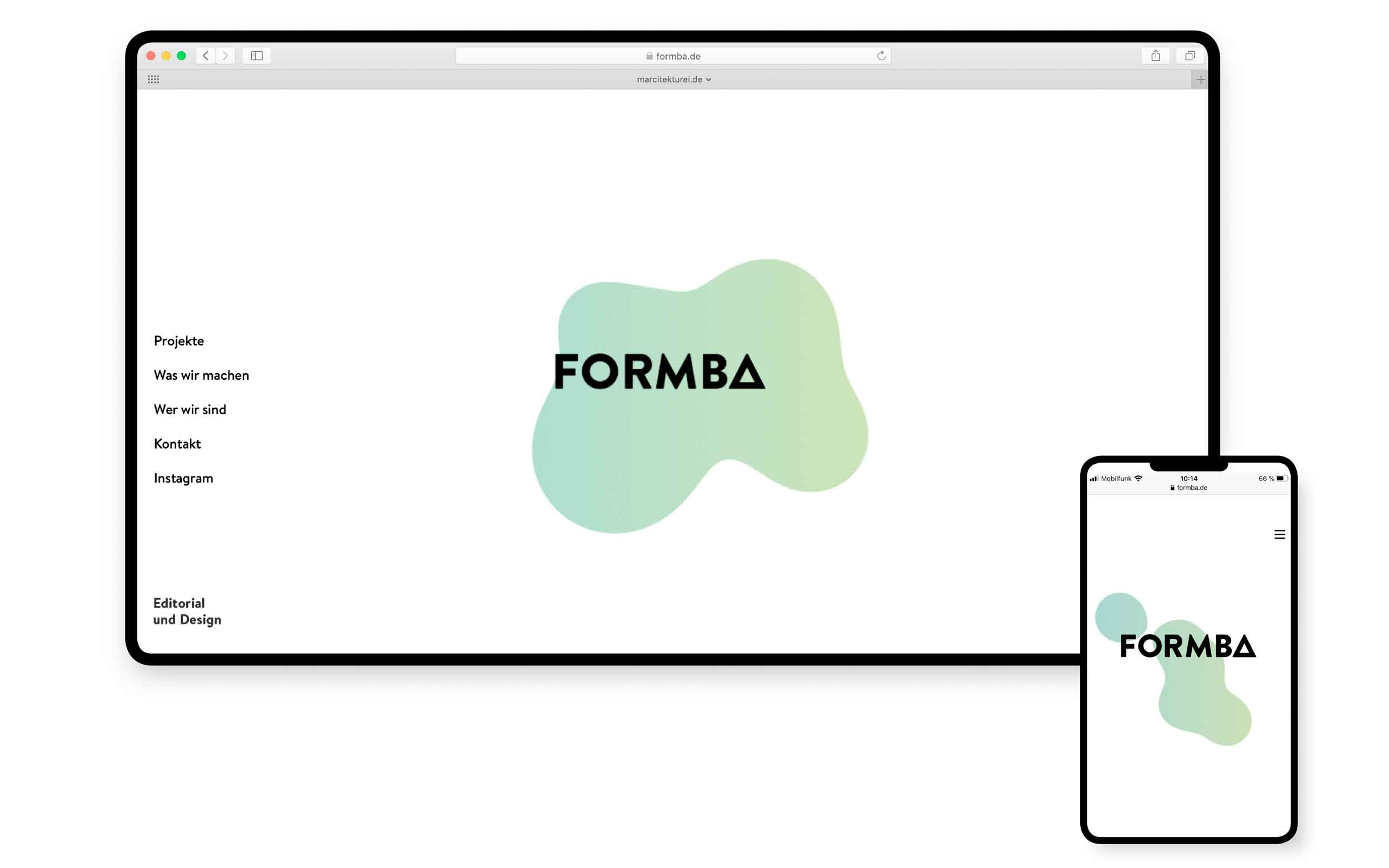 FORMBA | Editorial und Design